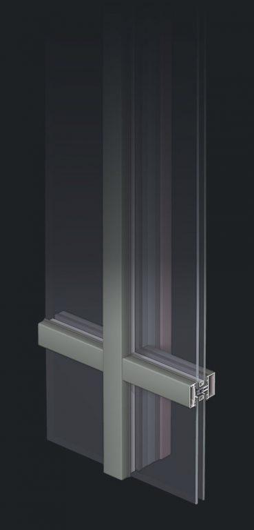 producent aluminiowych ścian osłonowych